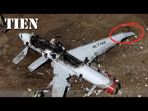 10 mysterieuze vliegtuigrampen! - TIEN