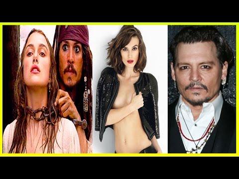 Pirates des Caraïbes les acteurs Avant et Après! Pirates of the Caribbean