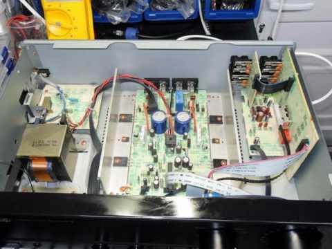 Marantz Pm 32 Amplifier Repair