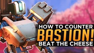 Overwatch: How to Counter Bastion After the BUFF!