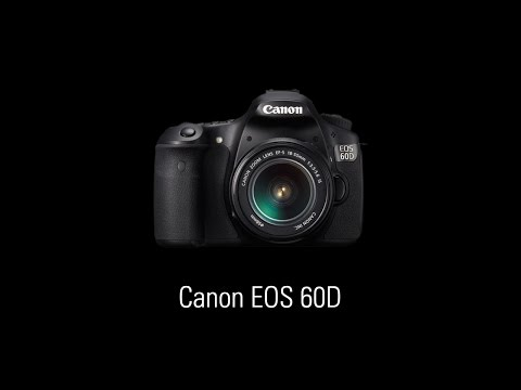 Мой опыт использования Canon EOS 60D для видеоблоггинга