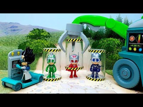 Мультики с игрушками - Жители леса! Новый игрушечный мультфильм для детей онлайн.