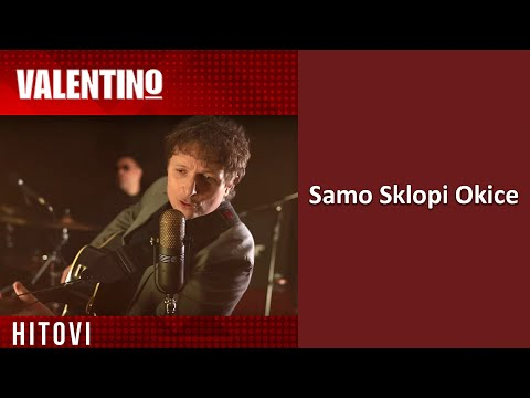 Valentino - Samo sklopi okice - (Official Video 2014) HD