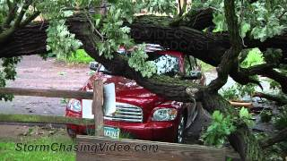 6/21/2013 Saint Cloud, MN Storm Damage