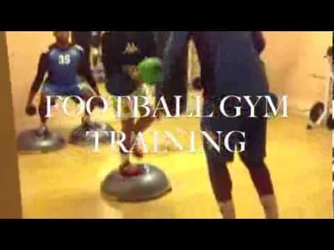 SOCCER, FUTEBOL, FOOTBALL –  GYM TRAINING (Fitness Coach: Luis Gustavo Araujo)