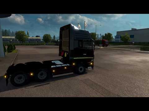 Скачать Мультиплеер для Euro Truck Simulator 2 v