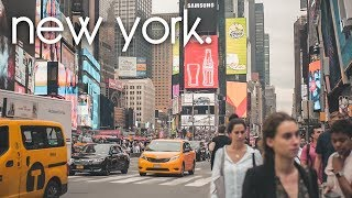 𝓿𝓵𝓸𝓰 | Visiting the Staten Island Ferry & Chinatown: A Summer Week in New York, Travel Vlog 2019