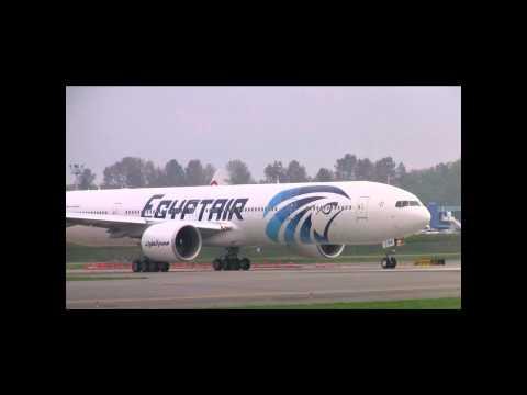 Boeing Everett Flightline
