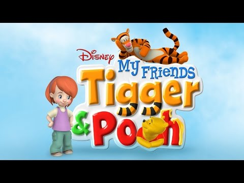 Theme Song | My Friends Tigger & Pooh | Disney Junior