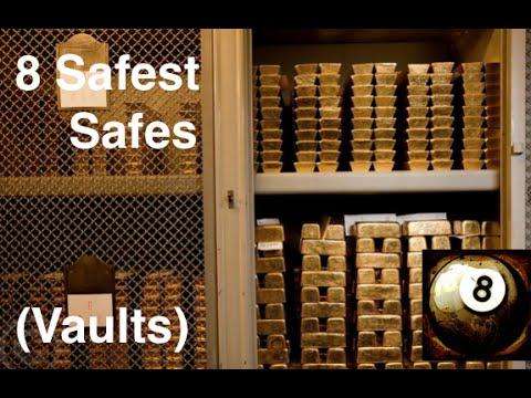8 Safest Safes (vaults)