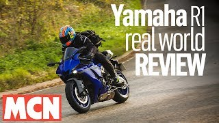 2020 Yamaha R1 real world review | MCN | Motorcyclenews.com