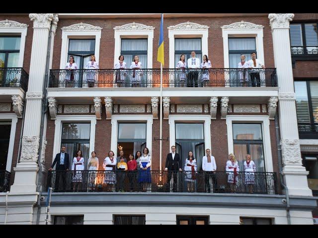 Творчий вечір в посольстві України