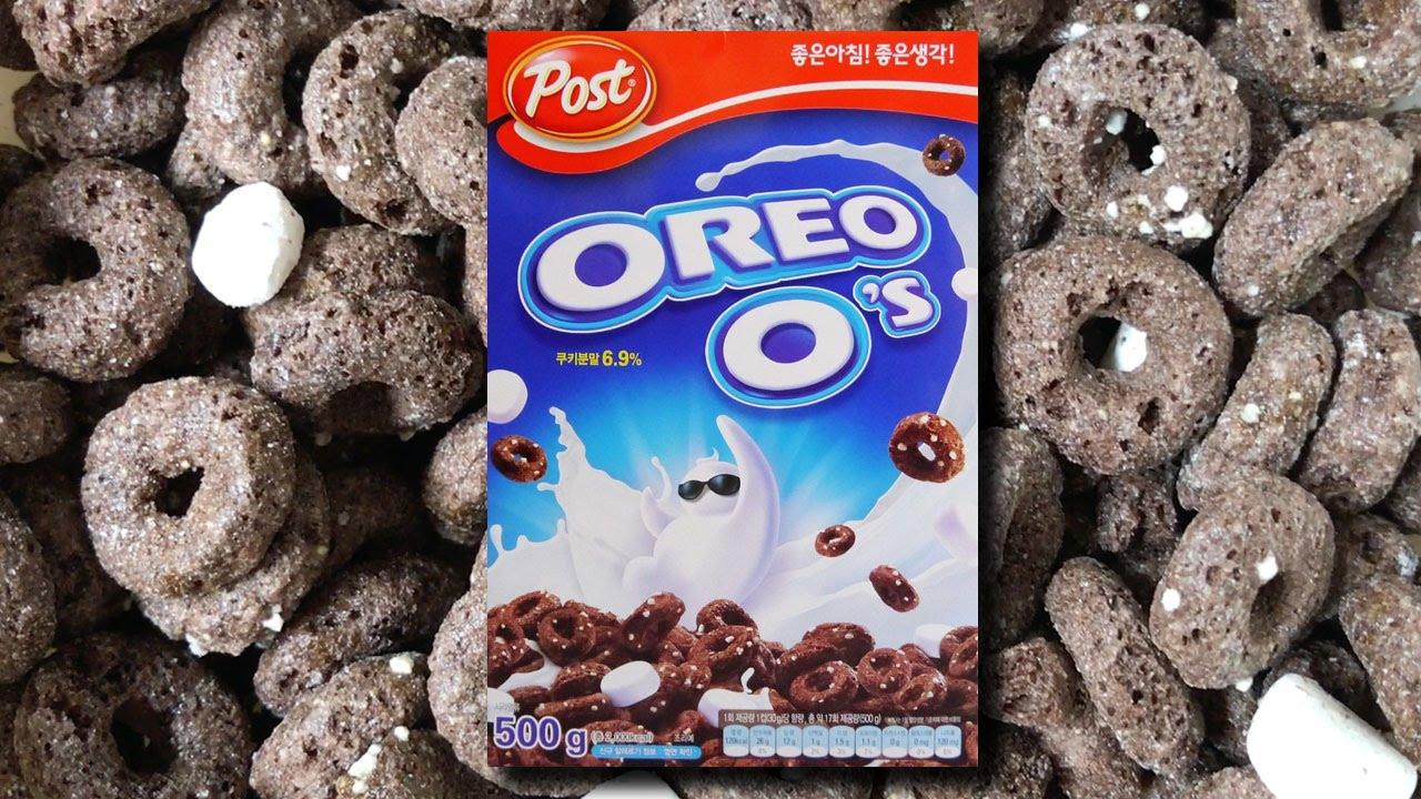 Oreo O's From South Korea (2016)