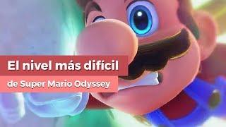 Superamos el nivel MÁS DIFÍCIL de Super Mario Odyssey