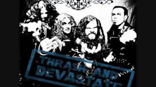 ADAMANTINE - Thrash And Devastate (New Single Promo 2011)