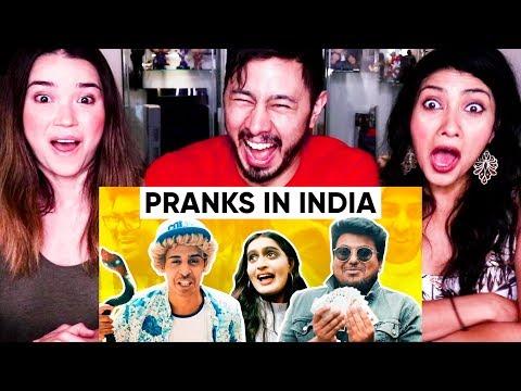 PRANKS IN INDIA
