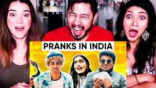 PRANKS IN INDIA | Jordindian | Reaction!