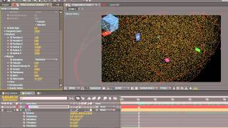 Working in 3D Part 2: Setting up a Static 3D Particle System