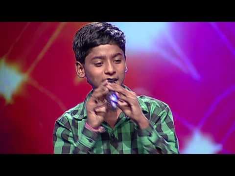 Nand Singing Feroz Khan Song Tera Suit   Voice of Punjab Chhota Champ 3
