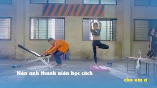 Anh Thanh Niên - HuyR | Karaoke