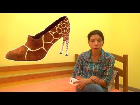 Китайская обувь: как устранить запах?