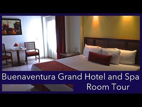 Buenaventura Grand Hotel And Spa Youtube