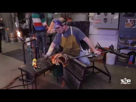Amazing Glass Art Compilation 2018   People With Amazing Talent   Oddly Satisfying Video - Видео онлайн