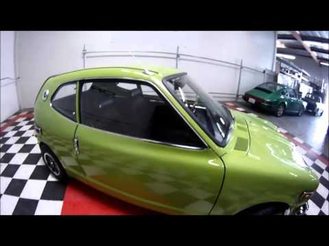 1972 HONDA Z 600 coupe for sale