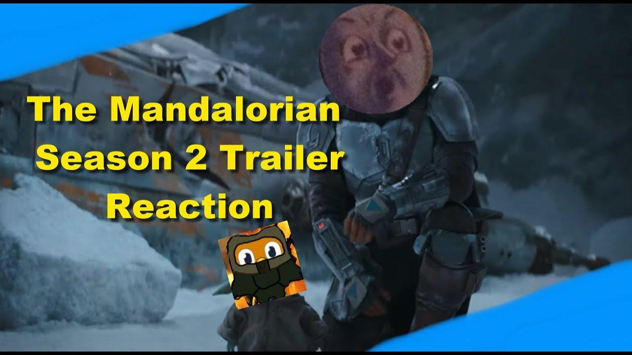 Mandalorian Season 2 Trailer Reaction ...