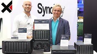 Synology zeigt neue DiskStation 2017 auf der CeBIT Hannover | iDomiX