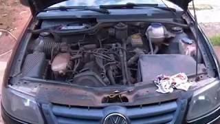 VW GOL G4 AP 1.6 8V Sem Água ? Sem Óleo ? Motor Travado ? thumbnail