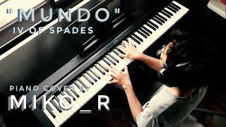 Mundo - IV of Spades (Piano cover by Miko_R)