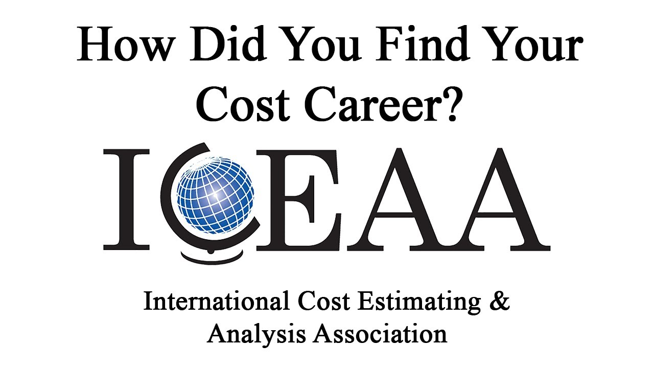 The Certification Program – International Cost Estimating