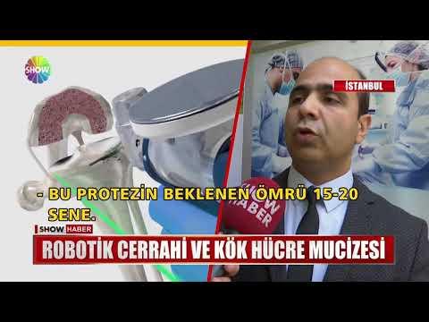 Robotik cerrahi ve kök hücre mucizesi