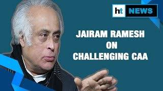 Congress' Jairam Ramesh on why he is confident of bringing down CAA | Full Interview