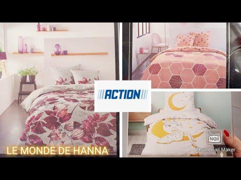 action arrivage 06 01 linge maison parure de lit couette coussin
