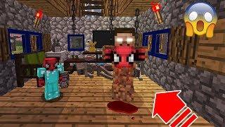 FAKİR HEROBRİNE'ye DÖNÜŞTÜ 😱 - Minecraft