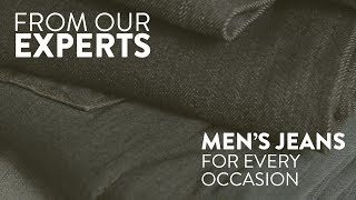 Men's Jeans for Every Occasion   Nordstrom Expert Tips