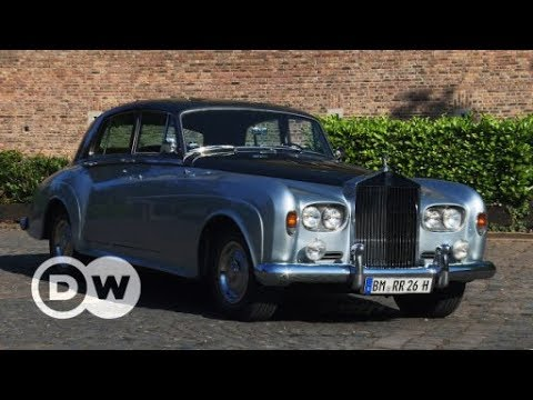 Vintage: Rolls Royce Silver Cloud III | DW English