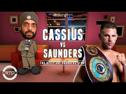 26RR Promotions Presents Kugan Cassius Vs Billy Joe Saunders (FULL) | The Saunders Story!