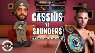 Kugan Cassius Vs Billy Joe Saunders  | The Saunders Story! (FULL HD)