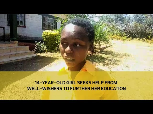 14yr old appeals for help to go bsck to school