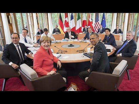 Going Deutsch: climate change and radical extremism are on the agenda at the G7 summit in Germany