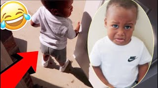 K.I.CK.I.N.G MY SON OUT PRANK!!!  **Hilarious**