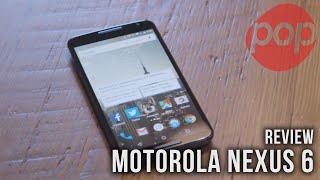 Motorola Nexus 6 REVIEW (Verizon Wireless)