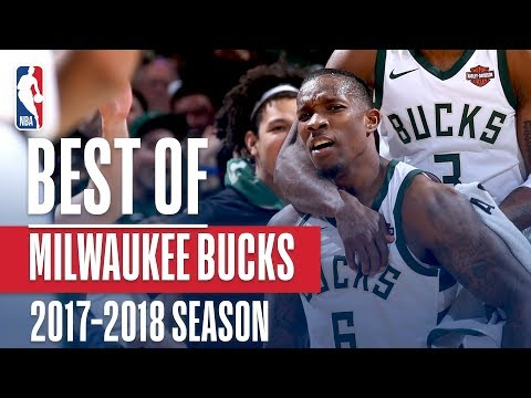 Best Milwaukee Bucks Plays of the 2018 NBA Season
