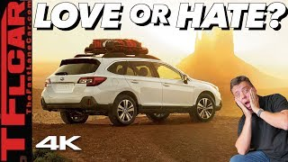 Instead of Tires We Bought A New 2019 Subaru Outback | Dude I Love (or Hate) My New Ride!
