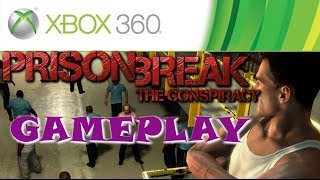 Prison Break The Conspiracy - Xbox 360 - Gameplay Part 1