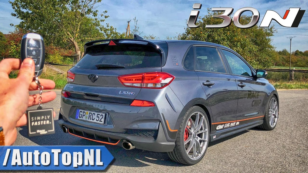 hyundai i30n racechip 320hp review pov test drive on. Black Bedroom Furniture Sets. Home Design Ideas
