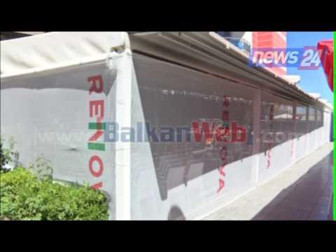Një ditë pas shpërthimit në Velipojë, ja çfarë ka mbetur nga restoranti